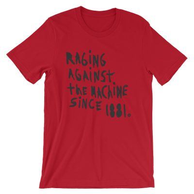 raging t-shirt