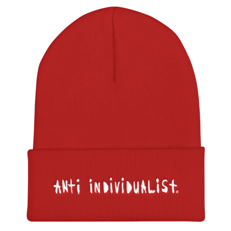 the beacon - anti individualist beanie