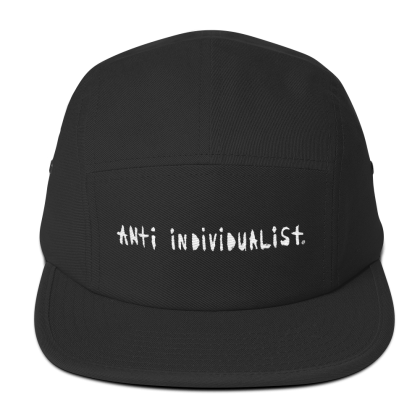 the head anti individualist cap